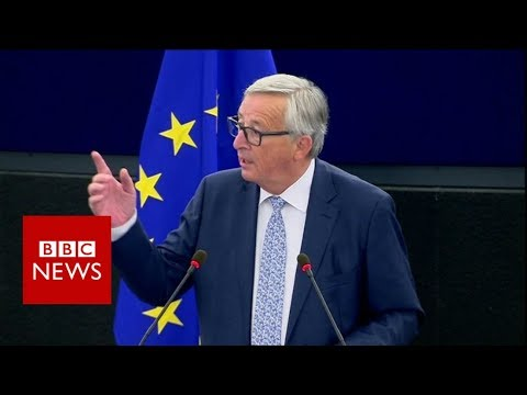EU's Juncker: UK 'will regret Brexit' - BBC News