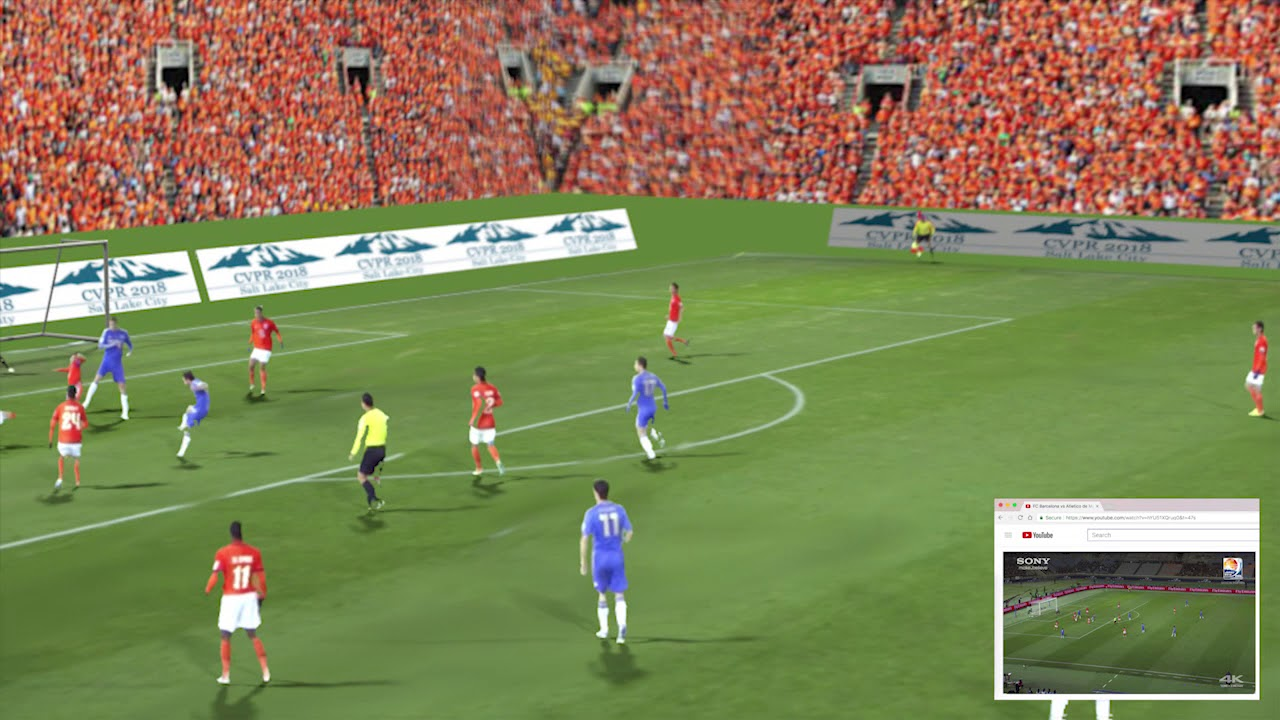 World Cup soccer in 3D on your coffee table | ZDNet