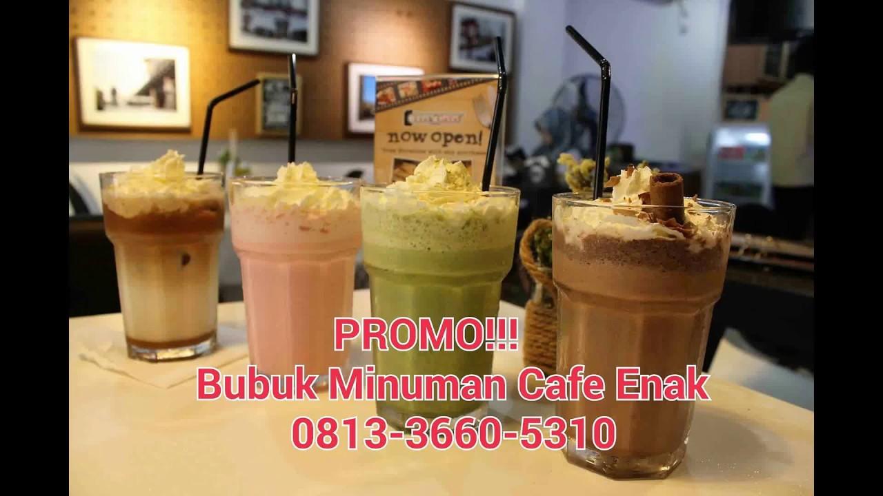 Kedai Bubuk Minuman Jakarta