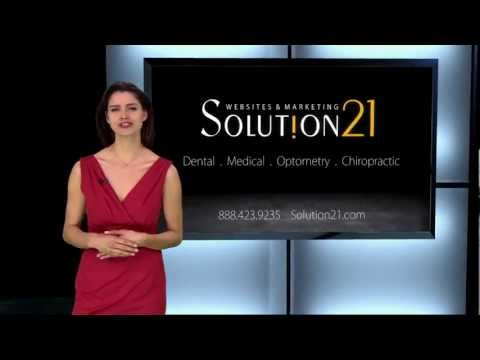 Websites and Marketing for Doctors by Solution21