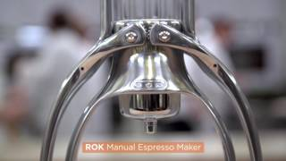 why america s test kitchen calls the rok the best manual espresso maker