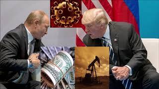 Трамп и Путин обсудили ситуацию с КОРОНАВИРУСОМ и цены на нефть