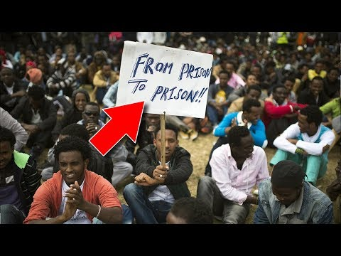 Israel To Deport 38,000 African Migrants With $3,500 Cash & Ticket To Uganda or Rwanda (REACTION)