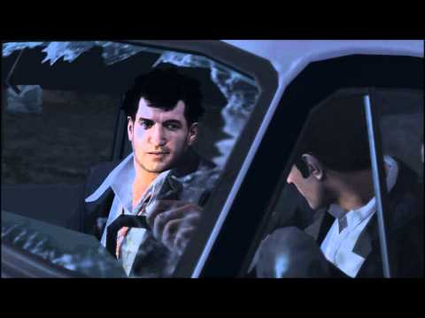 Mafia II Nejlepší Scénka V Cz Dabingu:ožralové V Bordelu S Mrtvolou V Autě