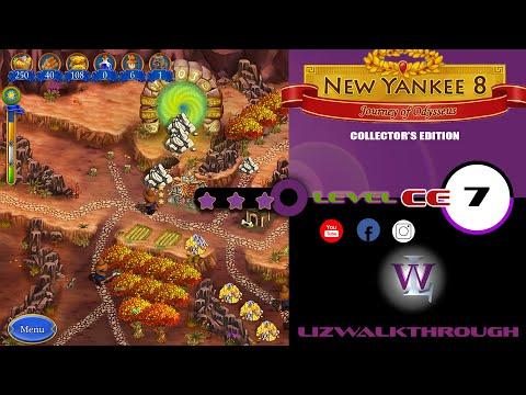 New Yankee 8 - Level 7 CE Bonus Walkthrough (Journey of Odysseus)  