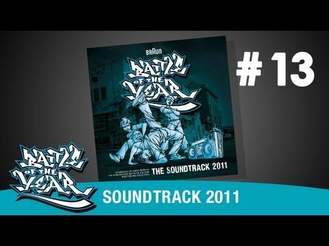 BOTY 2011 SOUNDTRACK - 13 - MARUSHA - FEAR [BOTY TV]