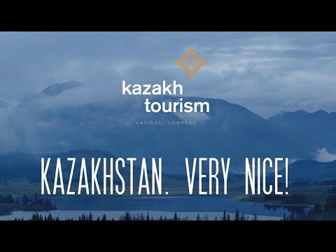 """Very Nice!"" | Kazakh Tourism official new slogan | Borat response"