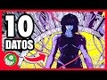 10 curiosidades de GHOST IN THE SHELL