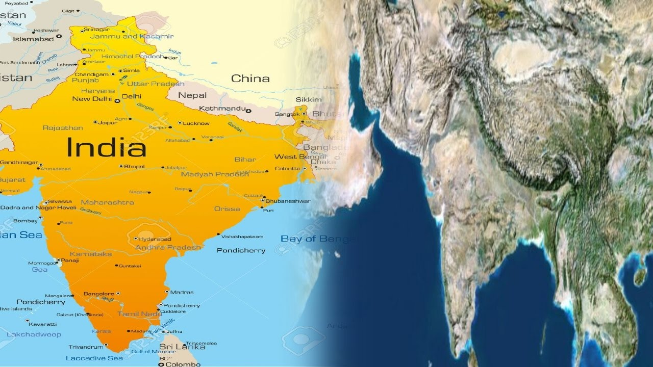 100 100 rs 100 crore fine for wrong depiction of india map youtube gumiabroncs Choice Image