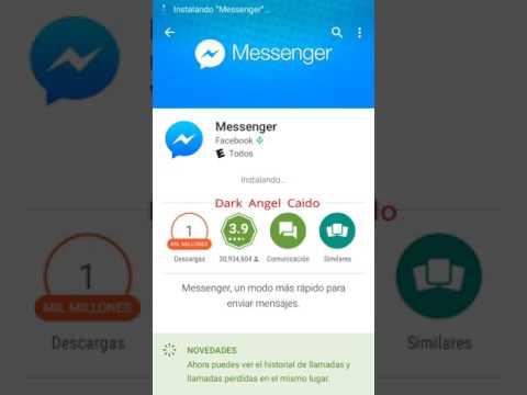 Solución A Problemas De Messenger FB