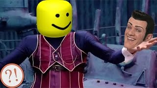 We are number one but every one is replaced with the Roblox death sound and it gets slower everytime