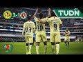 América Se Impone Ante Xolos   América 3 - 1 Tijuana   Liga MX - J3   TUDN México