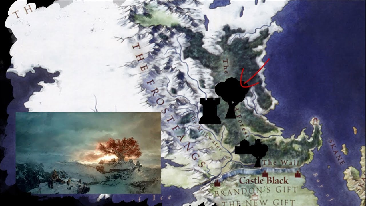 Wildlings and the Real North Beyond the Wall | Locations, Tribes, History, on game of thrones castles art, game of thrones chart, game of thrones castle black wall, game of thrones wall art, map of land beyond the wall, westeros map beyond the wall, elevator game of thrones the wall, game of thrones cheat sheet, game of thrones scenery,