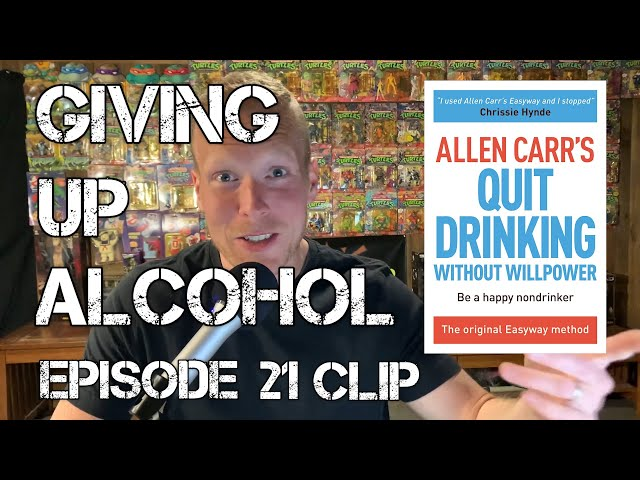Why I Quit Drinking Alcohol During the COVID Pandemic - Wise Eats Podcast Clips (Episode 21)