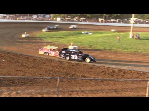 7 30 16 Modified Heat 3 Brownstown Speedway