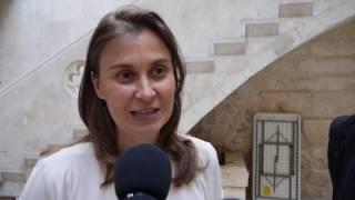 Meritxell Serret Consellera d'Agricultura de la Generalitat de Catalunya