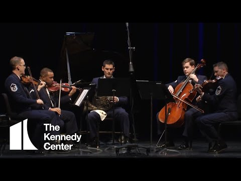 The United States Air Force Band's Chamber Players - Millennium Stage (December 19, 2017)