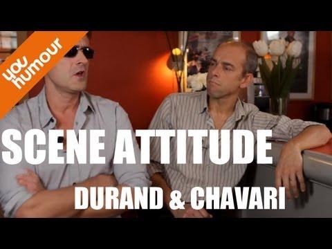 CHAVARI & DURAND - C'est grâce à Molière si on est là