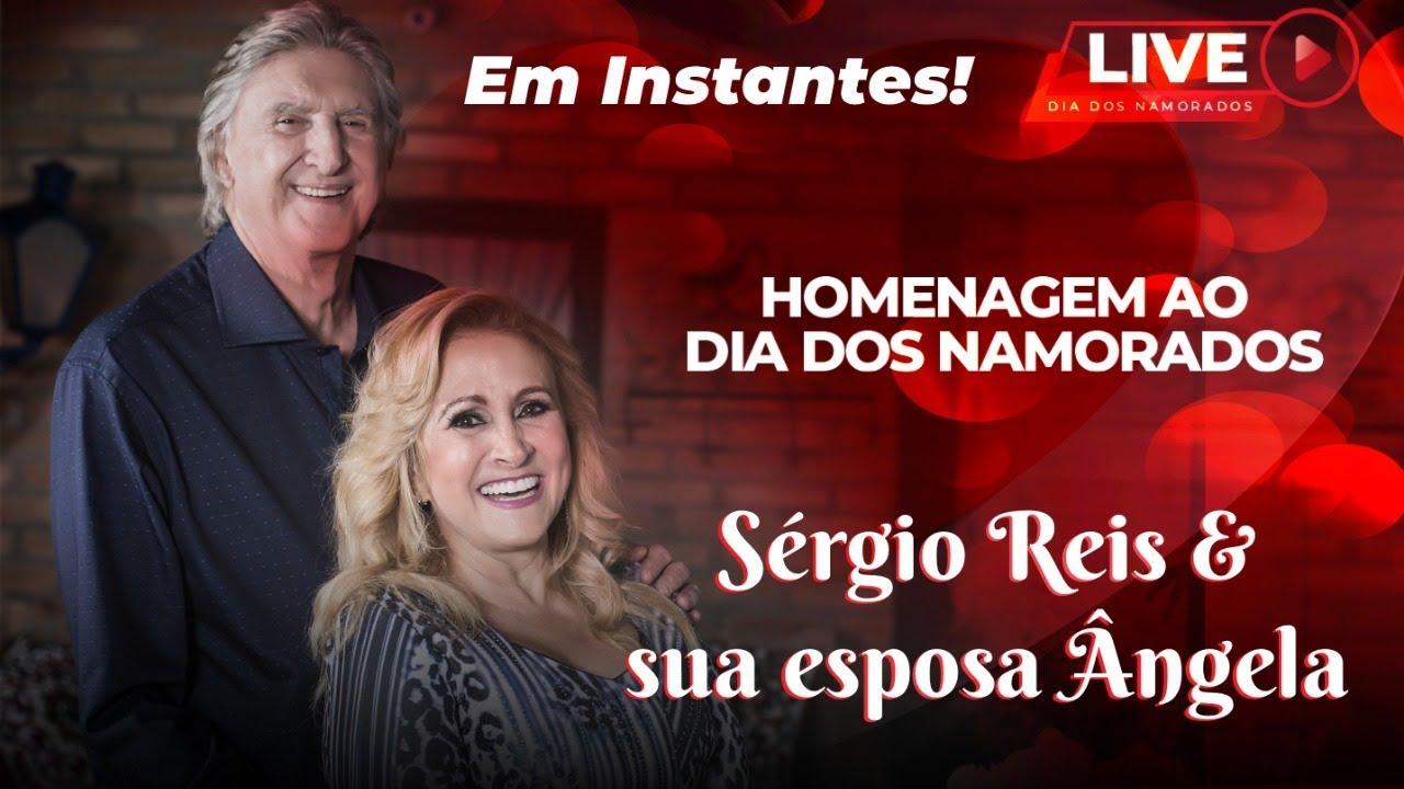 Live Sérgio Reis - Homenagem dia dos namorados  #FiqueemCasa e Cante #Comigo