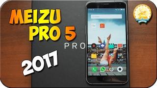 Meizu Pro 5 2017 - розпакування і перші враження