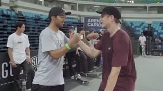 Kelvin Hoefler & Carlos Ribeiro | G-SHOCK Minute To Win It!