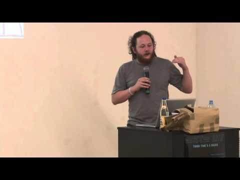 BalCCon21k5 - Travis Goodspeed - Polyglots in Amateur Radio