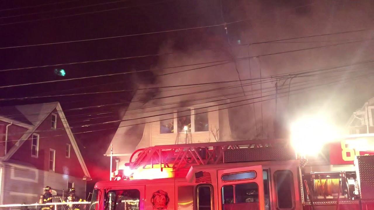Fdny Battles 2 Alarm Fire In Staten Island