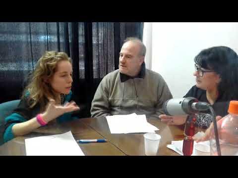 CHARLEMOS DE TEATRO  EN Radio la Soberana: Pilar Boyle