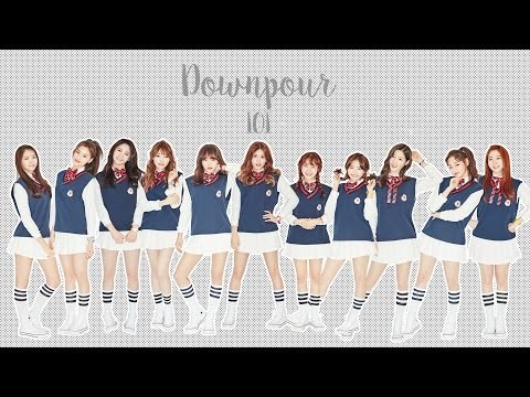 DOWNPOUR (소나기) - I.O.I (아이오아이) [HAN/ROM/ENG COLOR CODED LYRICS]