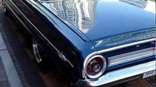 1964 Ford Galaxy convertible --At Celebrity Cars Las Vegas