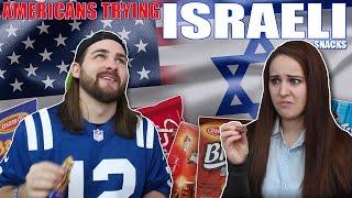 Americans Taste Test Israeli Snacks