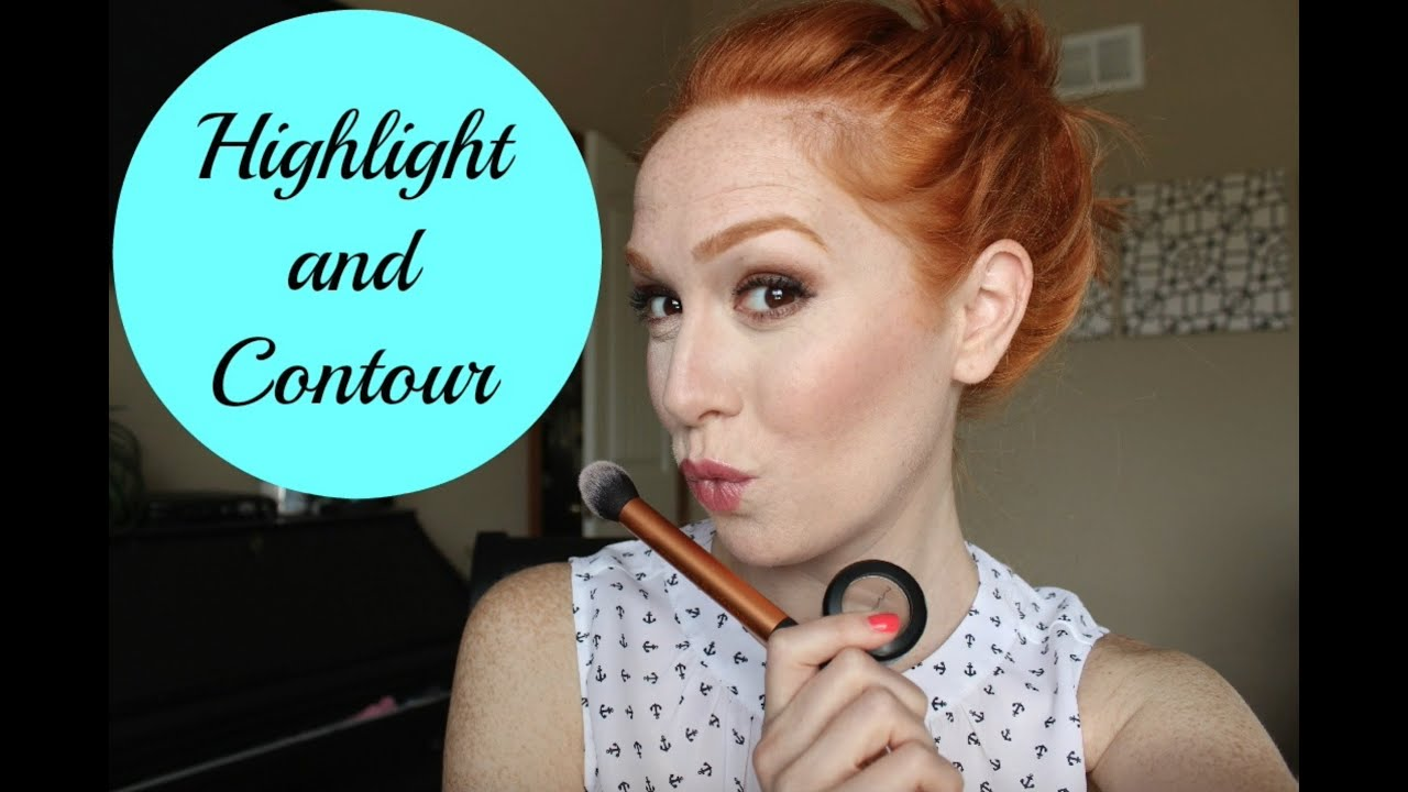 Hightlight and contour for fair skin youtube ccuart Choice Image