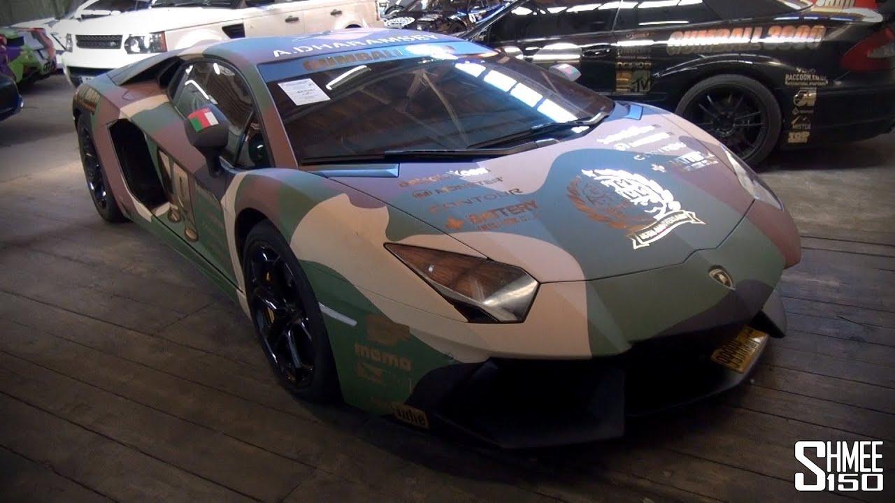 Gallardo Car Hd Wallpapers Gumball 3000 2013 Team Wolfpack Lamborghini Aventador