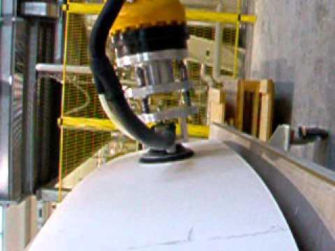 ROBOT - LUCIDATURA ROBOTIZZATA DI VASCHE