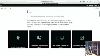Gutenberg Demo - WordPress Singapore