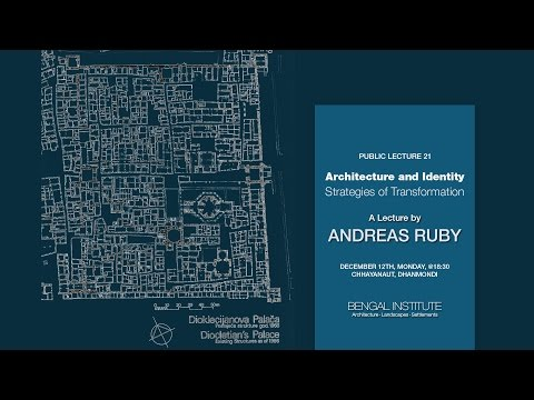 [Livestream Archive] Andreas Ruby:  Architecture And Identity - Strategies Of Transformation
