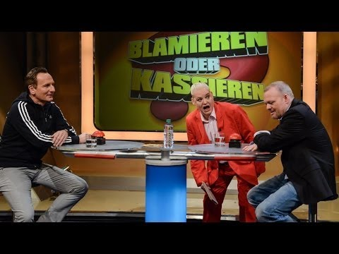 Tv Total Blamieren Oder Kassieren