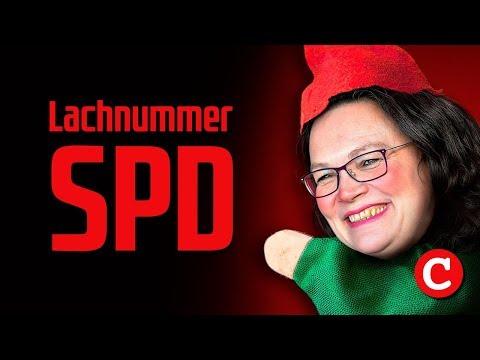COMPACT 4/2018: Lachnummer SPD