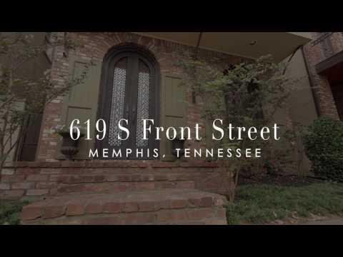 619 S Front Memphis, TN 38103 - VIdeo Tour