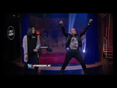 Virzha ft Husein - Bento (Iwan Fals cover) @Tonight Show NET eps 787