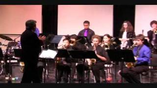 CCC Jazz Honor Band 2009 - Senorita Rita