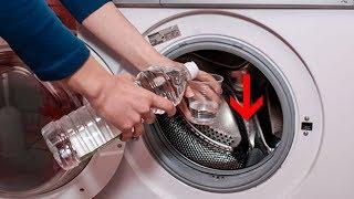 Как ЛЕГКО ПОЧИСТИТЬ Стиральную Машинку!!! Чистка стиральной машины дома за 5 минут!