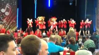 Butlins Skegness Redcoat Farewell Show November 2012