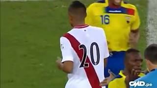 Peru 1 - Ecuador 0 - Eliminatorias Brasil 2014 (Fecha 13)