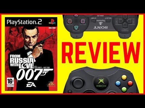 007 Nightfire Graphics Comparison Ps2 Gamecube Xbox Pc