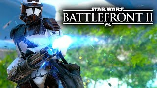 Star Wars Battlefront 2 Funniest Moments and Fails (SWBF2 Beta Glitches + Funny Deaths Montage #1)