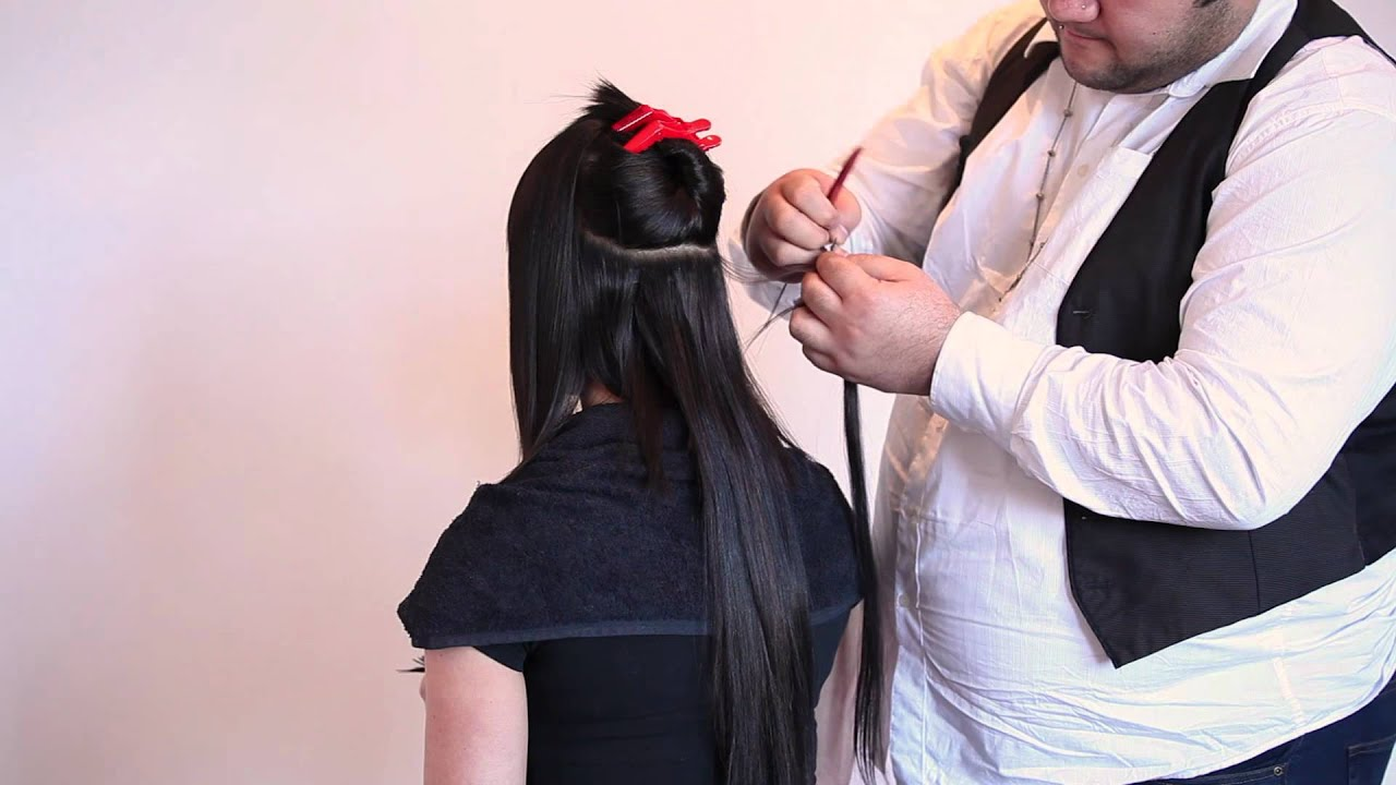How to apply hair secrets invisi gels hair extensions youtube how to apply hair secrets invisi gels hair extensions pmusecretfo Choice Image