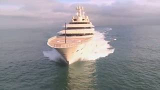 Superyacht Dilbar - How Lürssen built the world's largest yacht