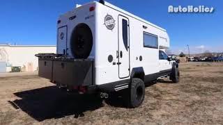 EarthRoamer XV-LTS Expedition Exterior Design SpyShot - autoholics news