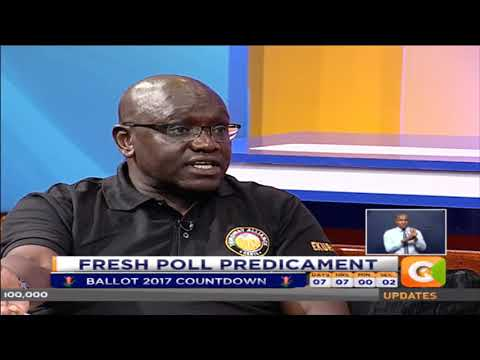 JKL | Fresh poll predicament, with Ekuru Aukot #JKLive [Part 2]
